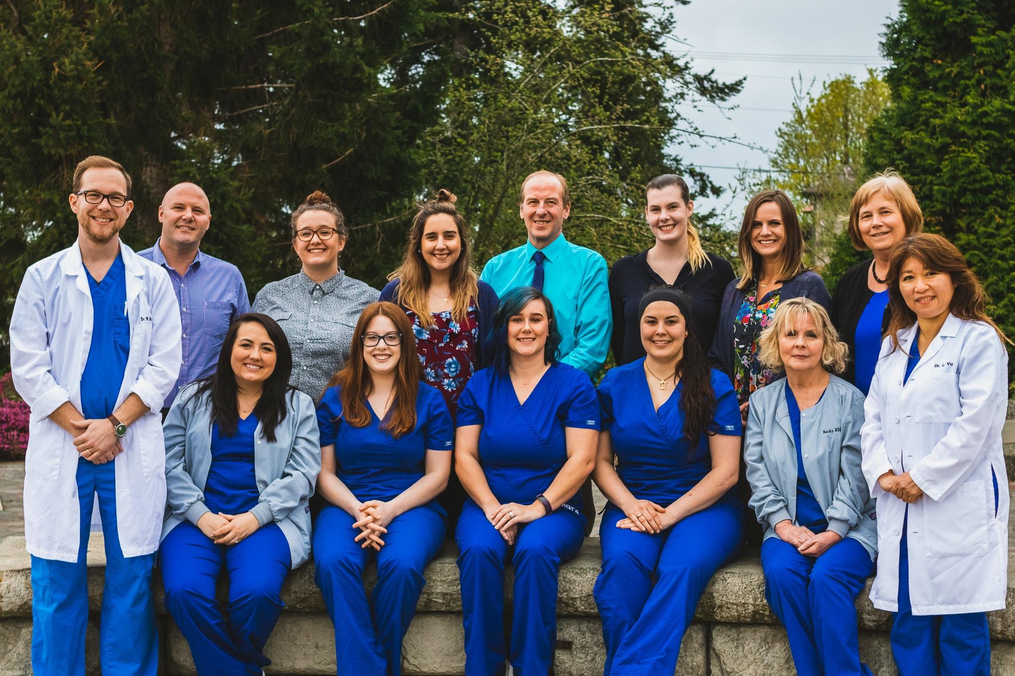 Premier Dental Center Group Photo